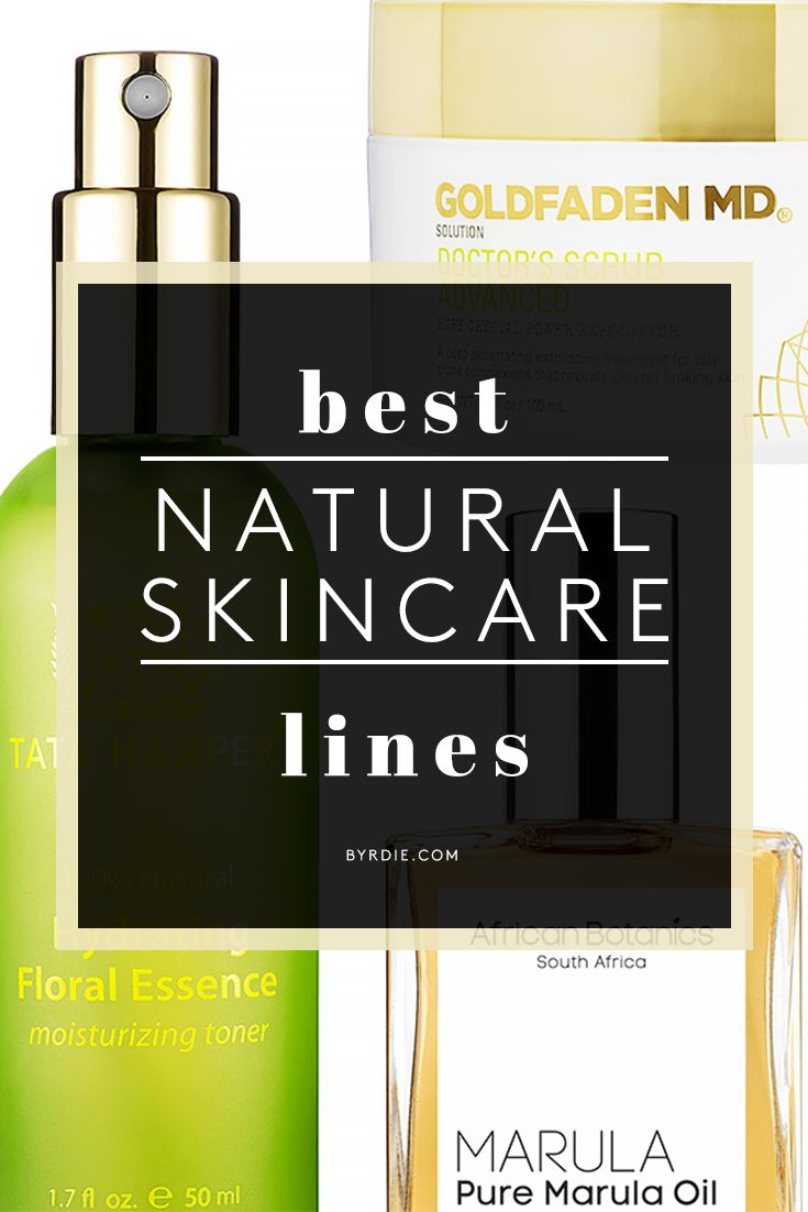 The Beginner S Guide To Natural And Organic Beauty Brands With