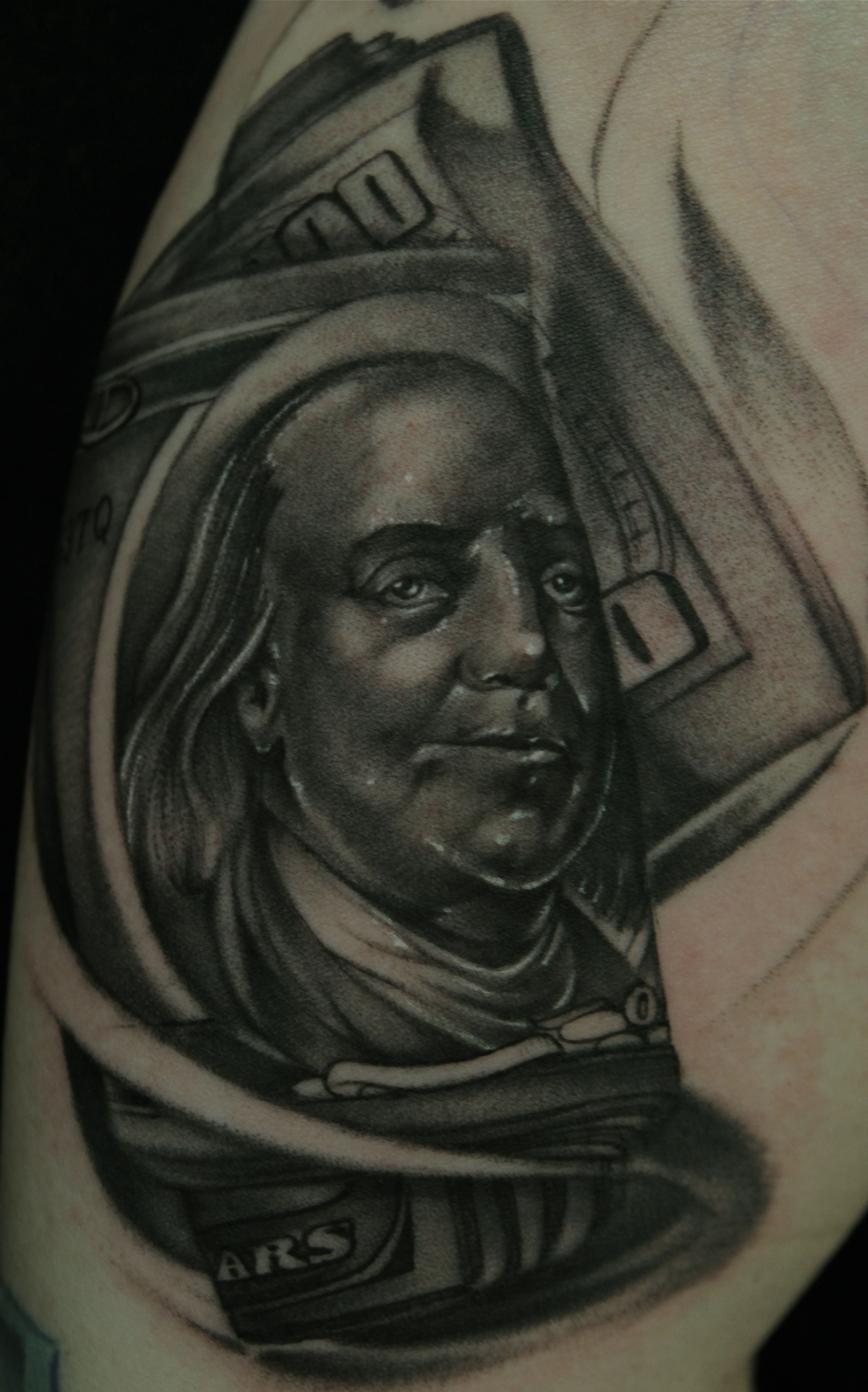 Tattoo tattoo designs and photography you can - Awesome Money Tattoo Design