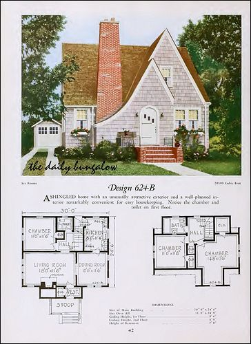 1920 National Plan Service Sims House Plans Cottage Floor Plans Vintage House Plans