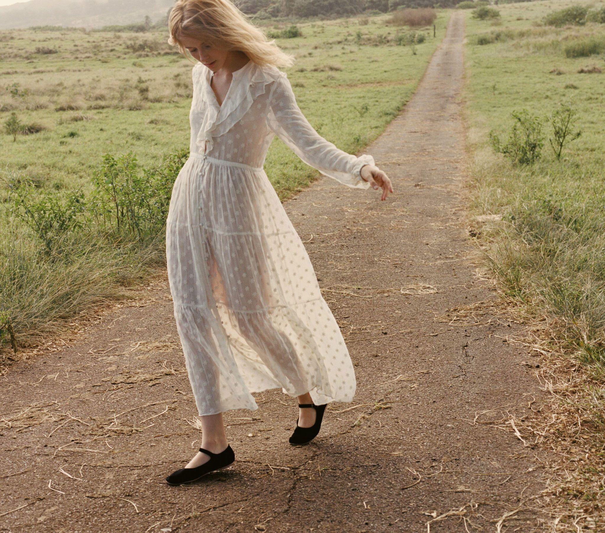 FAYE DRESS -- SEASALT
