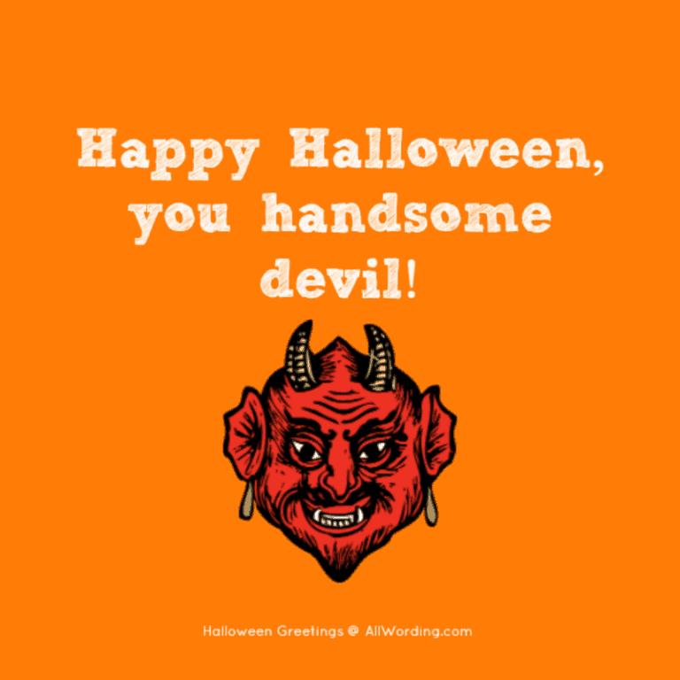 31 Bewitching Halloween Greetings