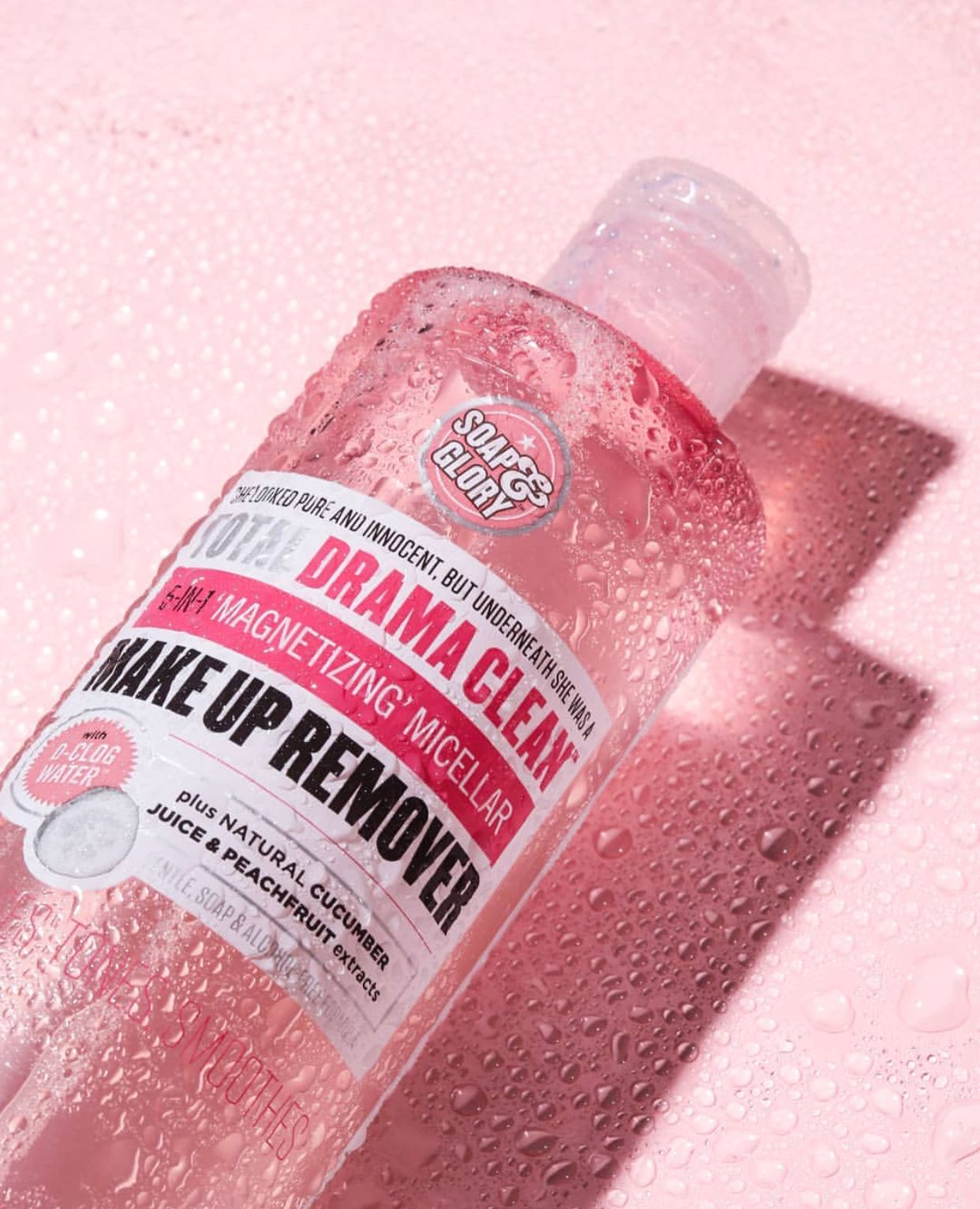 SOAP AND GLORY Makeup remover Soap and glory, Soap and