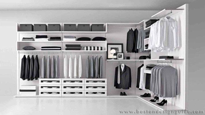 "Il Décor Introduces ""Varius""; The First Walkin Closet"