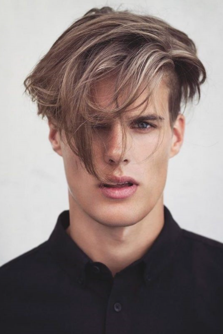 Everything You Need To Know About Hair Color For Men Men Hair Color Light Brown Hair Men Long Hair Styles Men
