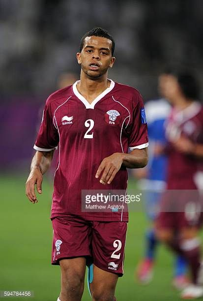Hamid Ismail of Qatar
