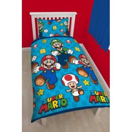Parure de lit Mario Parures de lit Pinterest