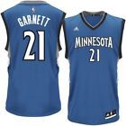 For Sale - Kevin Garnett Minnesota Timberwolves Blue Replica Road Jersey Size Youth Large - See More At http://sprtz.us/WolvesEBay