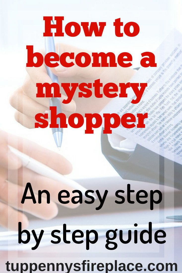 How to become a mystery