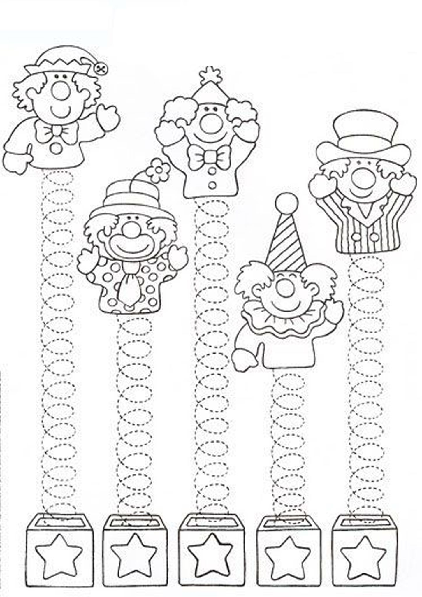 Free And Easy To Print Tracing Lines Worksheets In