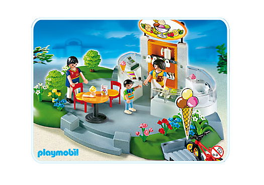 SuperSet Eisdiele - PLAYMOBIL® Deutschland