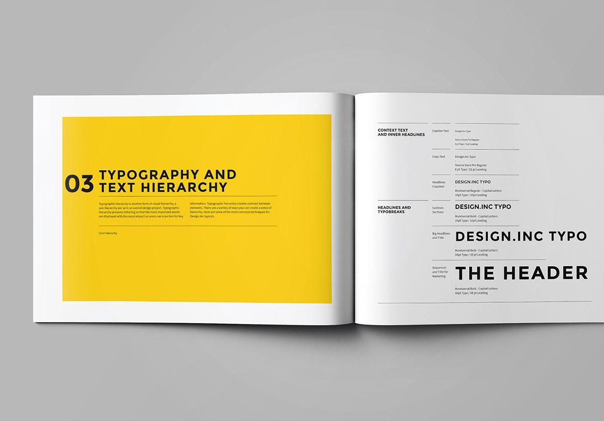 httpsbehancenetgallery27151021BrandManual – Manual Design Templates