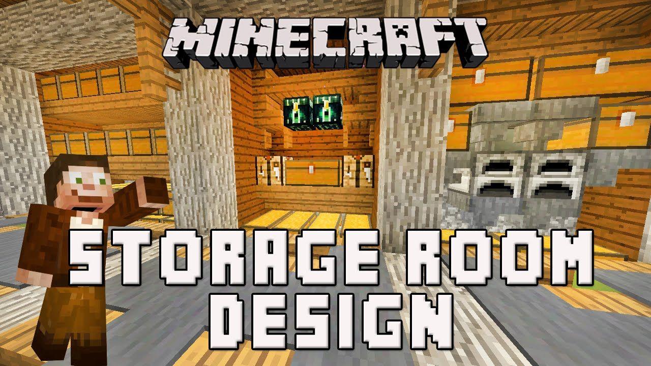 Pantry Ideas Minecraft