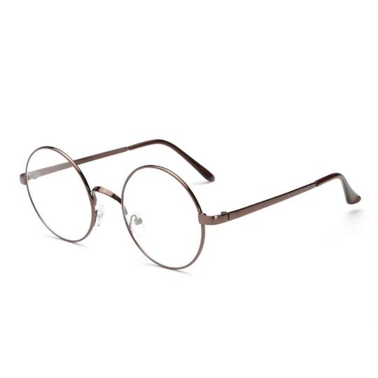 Yooske Women Round Glasses Frames Glasses With Clear Lens Men Optical Novahe Glasses Frames Round Glasses Frames Round Metal Glasses