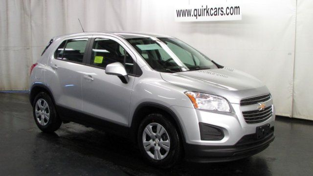 2016 Chevrolet Trax Ls Fwd At Quirk Chevrolet In Manchester Nh