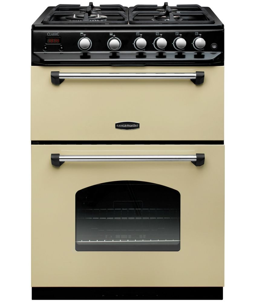 Uncategorized Buy Kitchen Appliances Online Uk buy rangemaster classic double gas cooker cream at argos co uk your