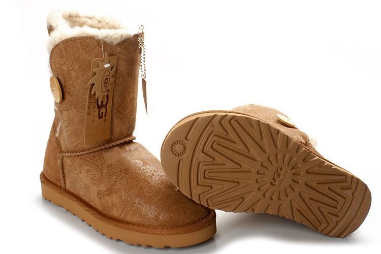 bd0742d07df0e UGG 5803 Chestnut Phoenix Tail Bailey Button Boots  105.02 Product Name  UGG  5803 Chestnut Phoenix Tail Bailey Button Boots Product Code  UGG 5803  Product ...