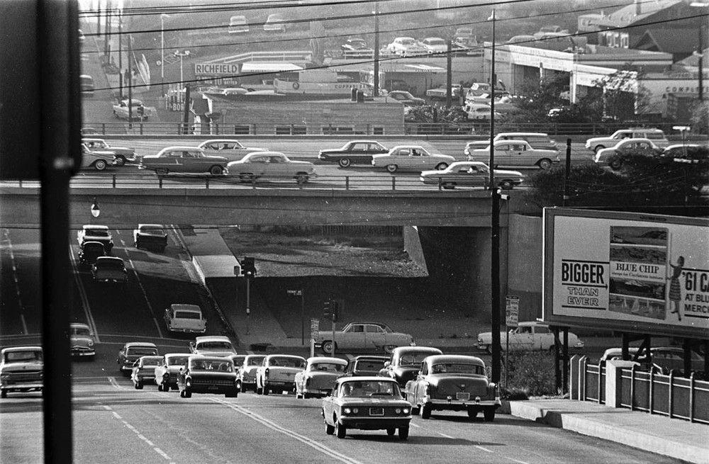 Los Angeles, 1961 Life in the 60's Los angeles, Big