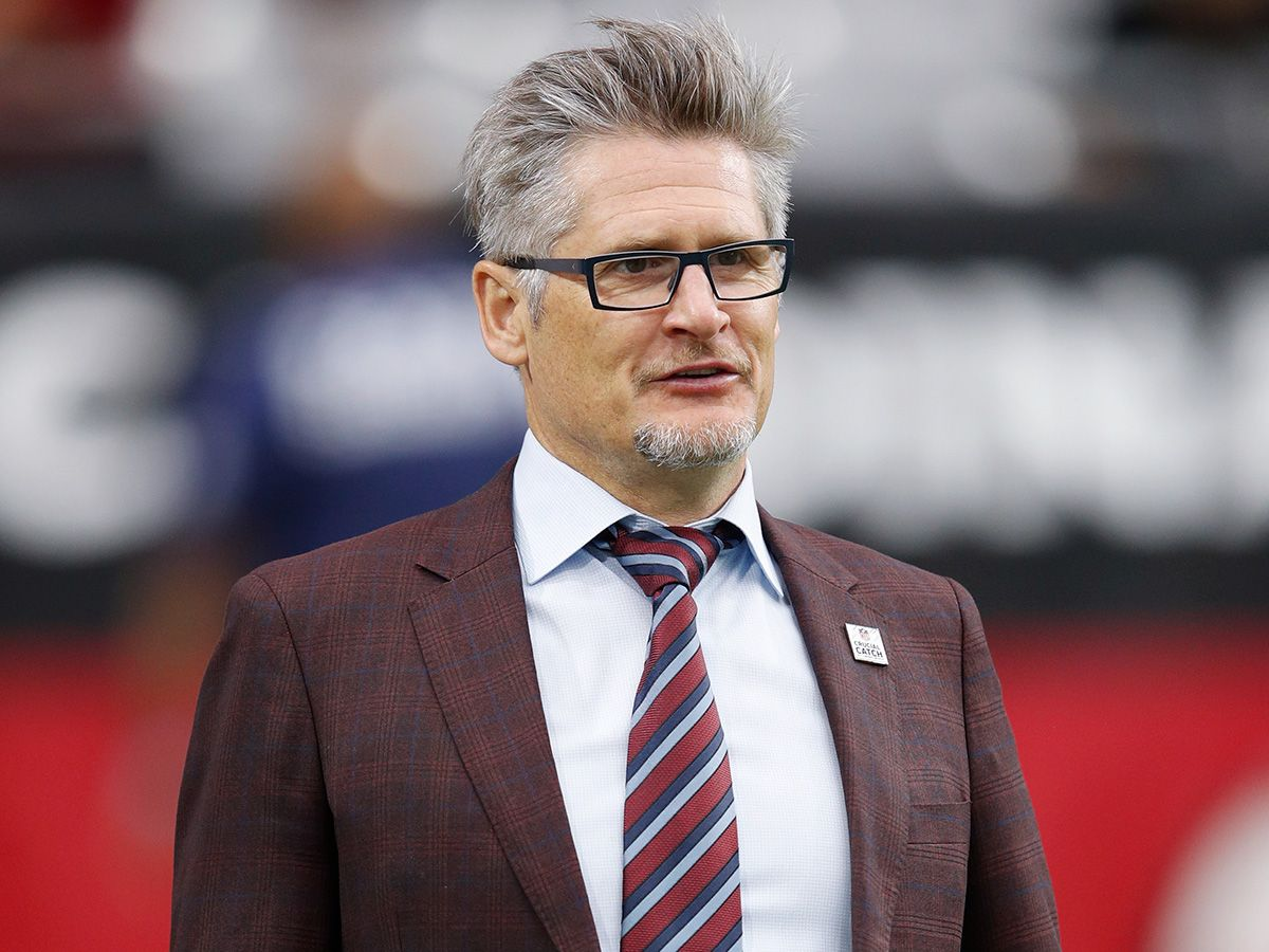 Falcons Gm On 1st Rd Trading Never Count Us Out National Football League News Heading Into A Crucial Dra In 2020 National Football League Nfl News Football League