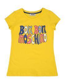 MOSCHINO TEEN - T-shirt - #BackToSchool - #yooxcoupons