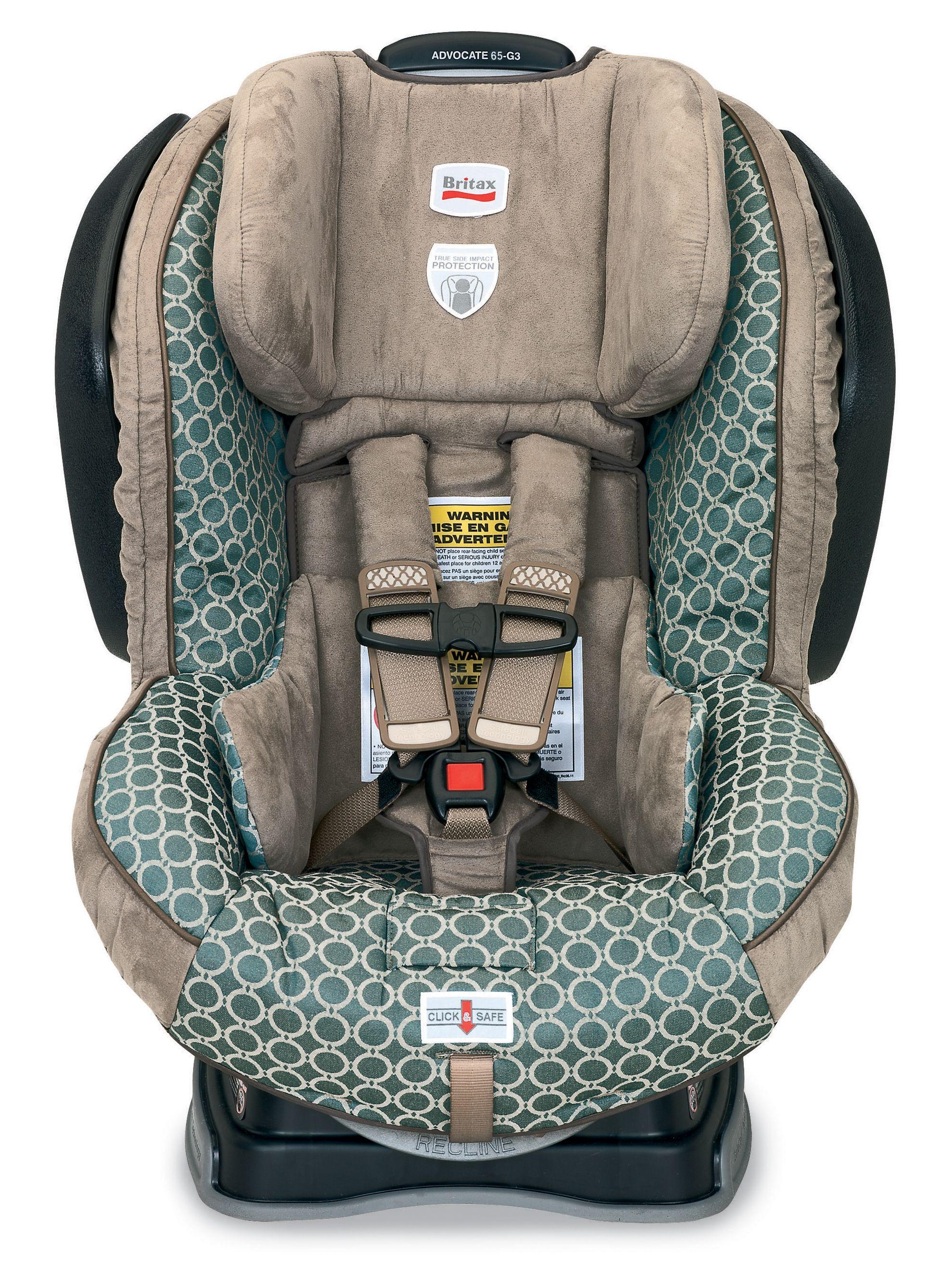 Britax Advocate 65 Serene Car seats, Convertible car