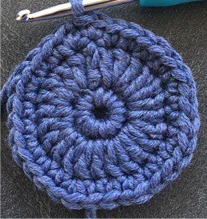 Photo of Free crochet pattern round bag