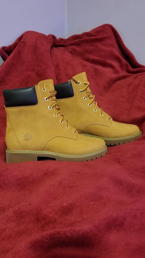 Timberland Women's Jayne 6'' Waterproof Boots Wheat