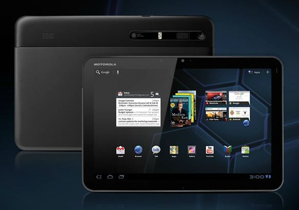 Motorolla Xoom Software Enhancements For Adobe Flash 10 2 Android Tablets Tablet Tablet 10