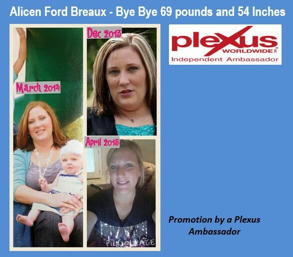 Ask me how plexus can help you