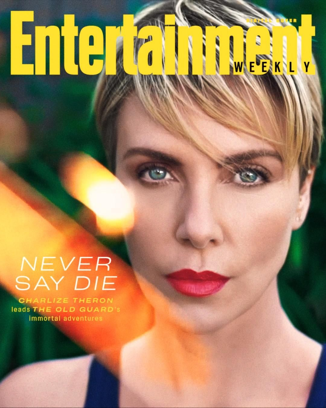 Ancient History Charlize Theron And The Old Guard Cast Talk Battle Axes And Immortality Video Video Charlize Theron Hair Charlize Theron Old Things