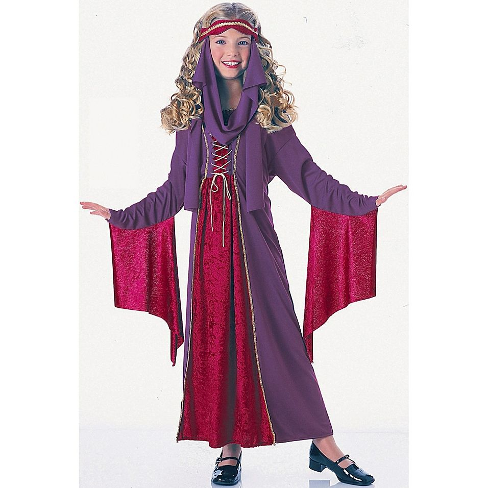 Gothic Princess Medium Child's Halloween Costume