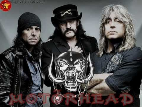 Motorhead - The Game HD lyrics