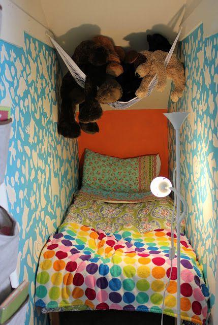 Kids Space Under Stairs