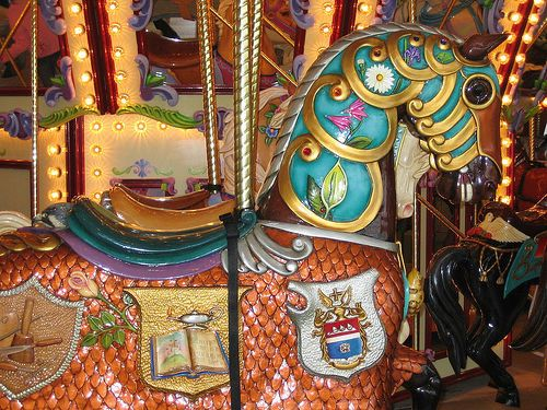 Flickr Search: carousel horses | Flickr - Photo Sharing!