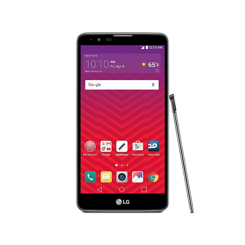 """LG Stylo 2 5.7"""" 4G LTE Android Marshmallow Smartphone with"""