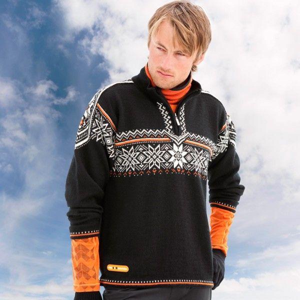 Dale+of+Norway+Mens+Holmenkollen+Sweater | Knitting | Pinterest