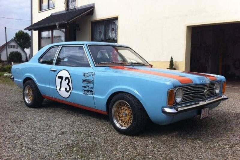 Ford Taunus Racing Oldtimer