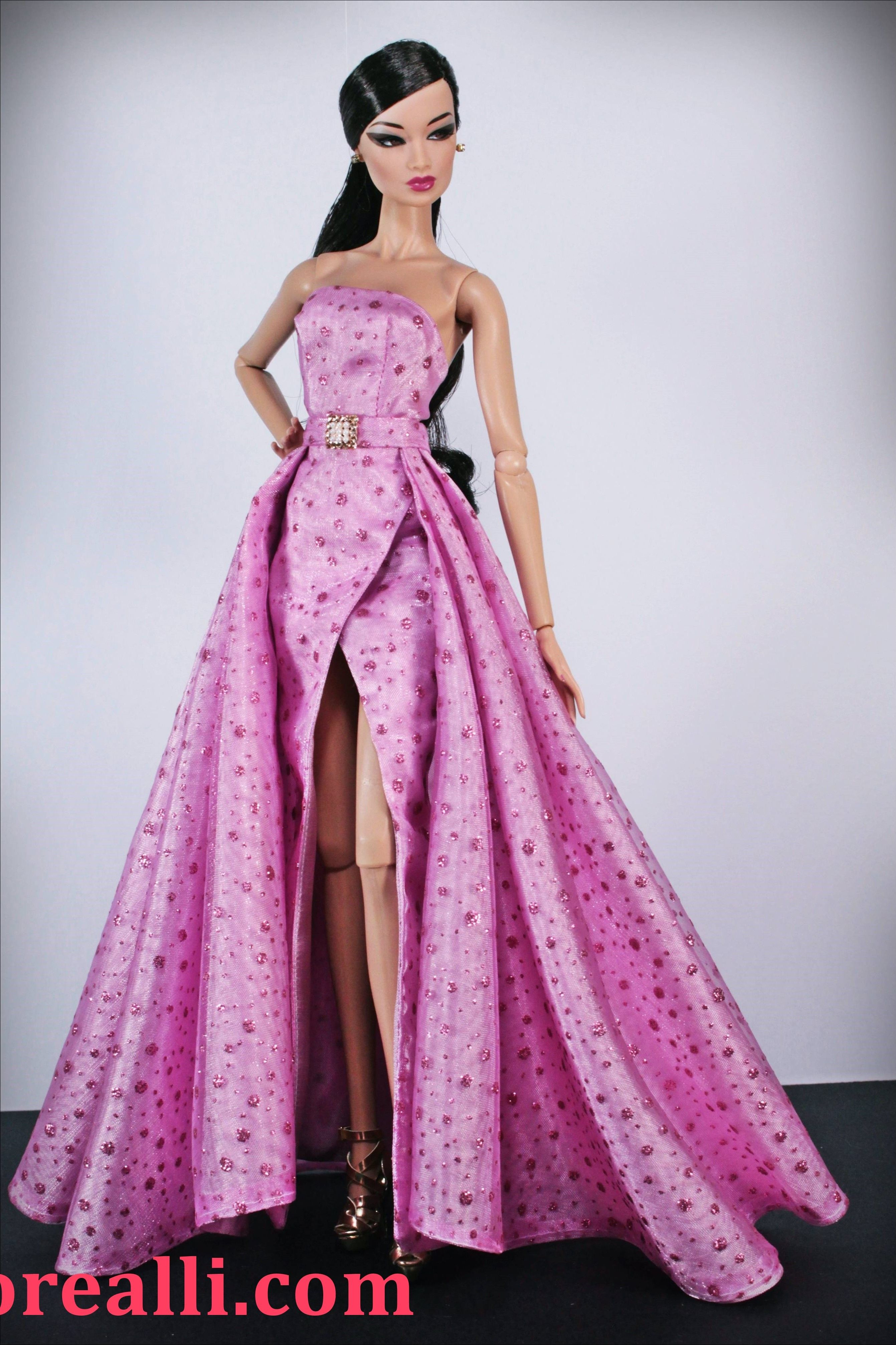 doll #formal #gowns / www.antoniorealli.com / 12.28.2 | Idea clothes ...