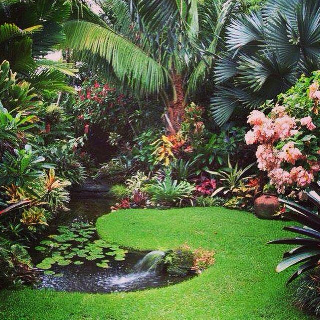 Costa Rica Tropical Garden Design Modern Garden Landscaping