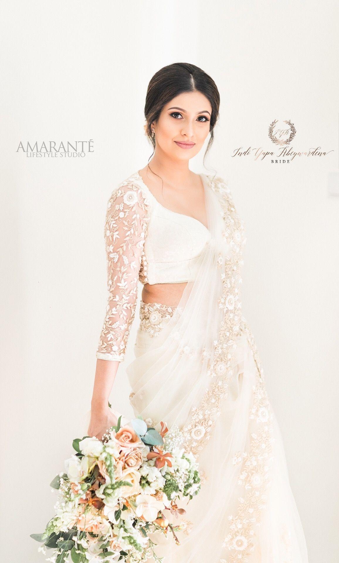 ibride by indi sri lankan bridal designer. srilanka bride