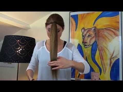 tuto se couper les cheveux soi m me en d grad youtube. Black Bedroom Furniture Sets. Home Design Ideas