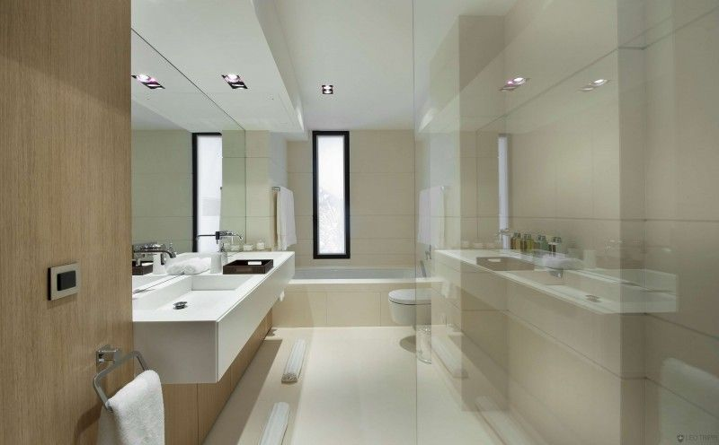Exquisite French Villa Offers Panoramic Views And Expansive Endearing Ultra Modern Bathroom Designs Design Decoration