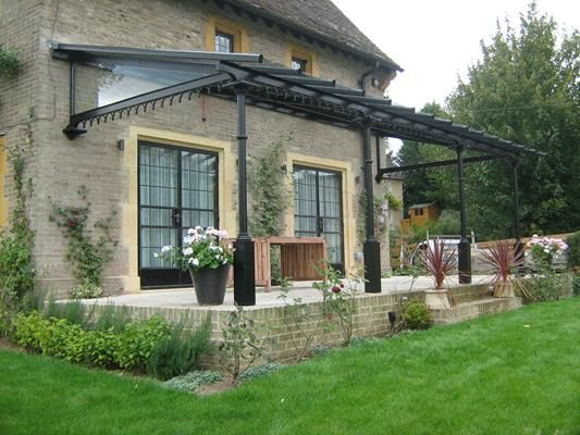 Outdoor living & Period Classic Veranda - Large - http://www.veranda-living.co.uk ...