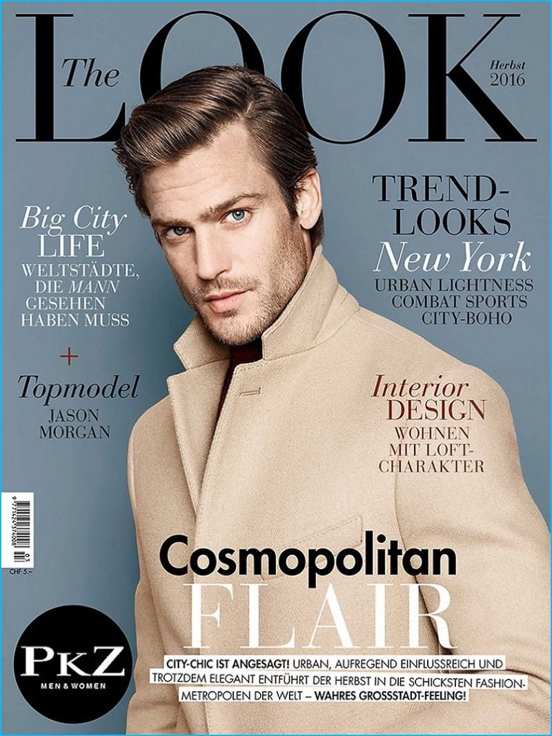 Jason Morgan covers the fall 2016 edition of The Look from PKZ.