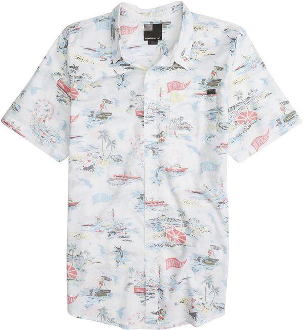O'Neill Busey SS Shirt. http://www.swell.com/New-Arrivals-Mens/ONEILL-BUSEY-SS-SHIRT?cs=WH