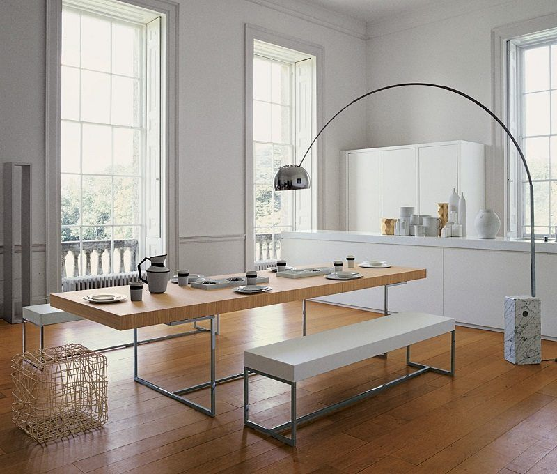 Table salle manger de design italien en 27 id es - Table design salle a manger ...