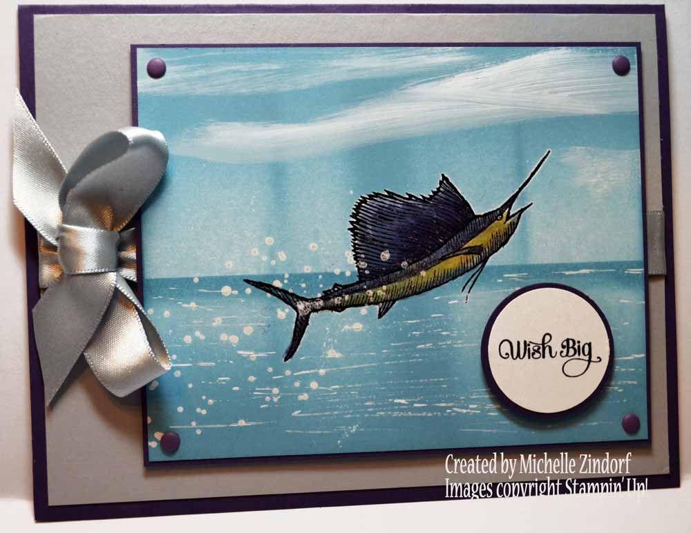 Marlin – Stampin' Up! Card (zindorf.blogs ...