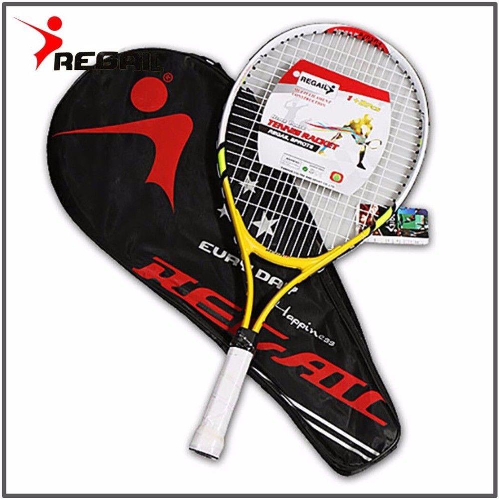 Teenager's Training Tennis Racket Aluminum Alloy Racquet
