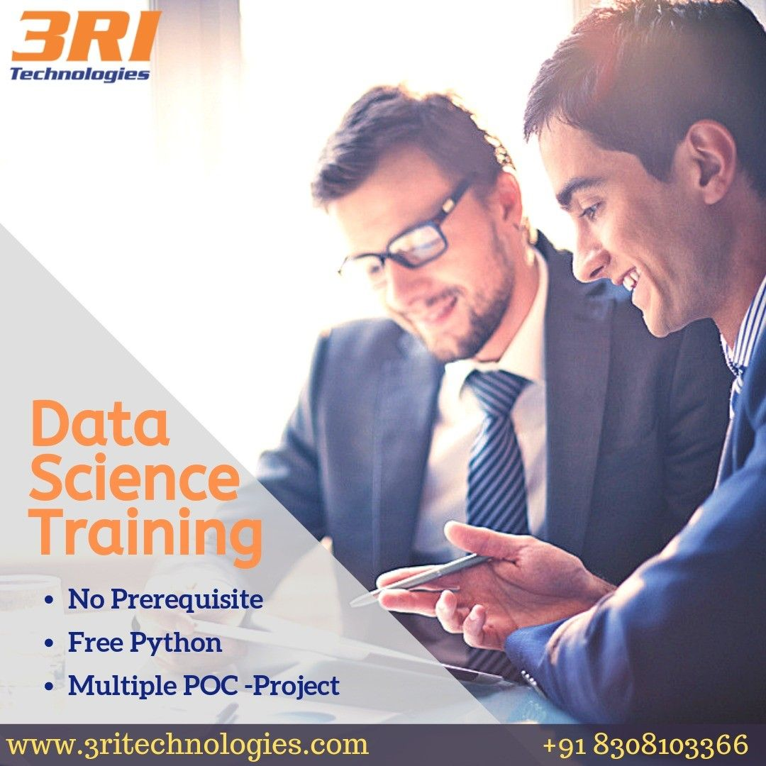 Join high growth potential career in 2019 with data