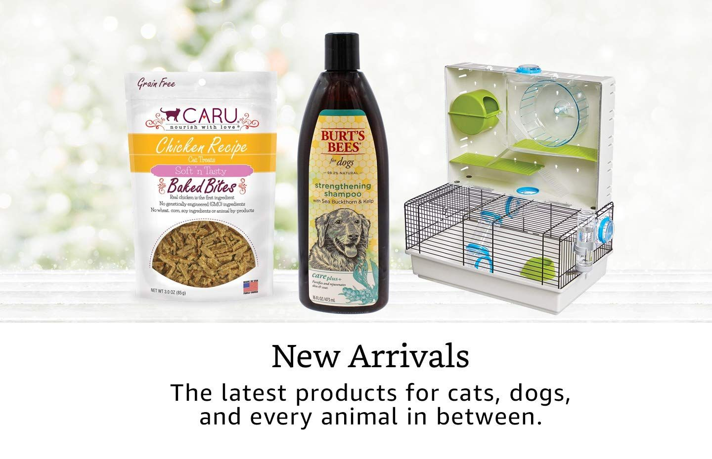 Shop The Latest And Greatest New Pet Products On Amazon Pet Supply Stores Food Animals Bee Dog