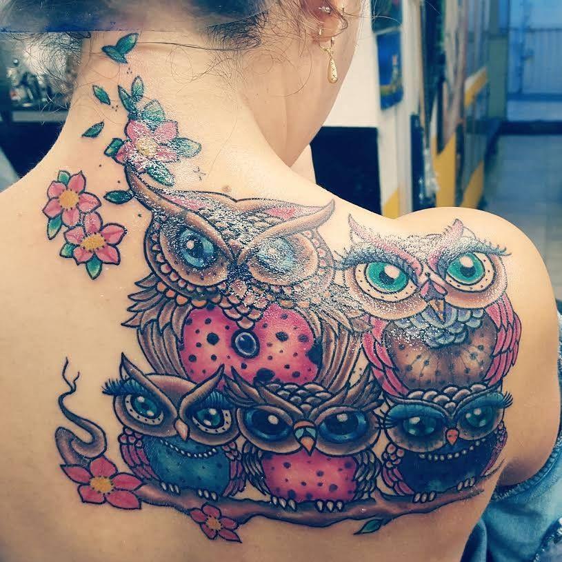 tatuajes de familias